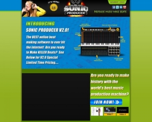 Sonic Producer V2.0 Just Released! #1 Music Production Software!