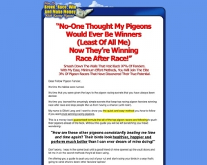 Racing Pigeons: How To Race, Breed, Win And Makey Money